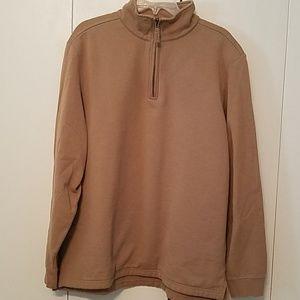 L.L. BEAN mens sweatshirt sz L NWT